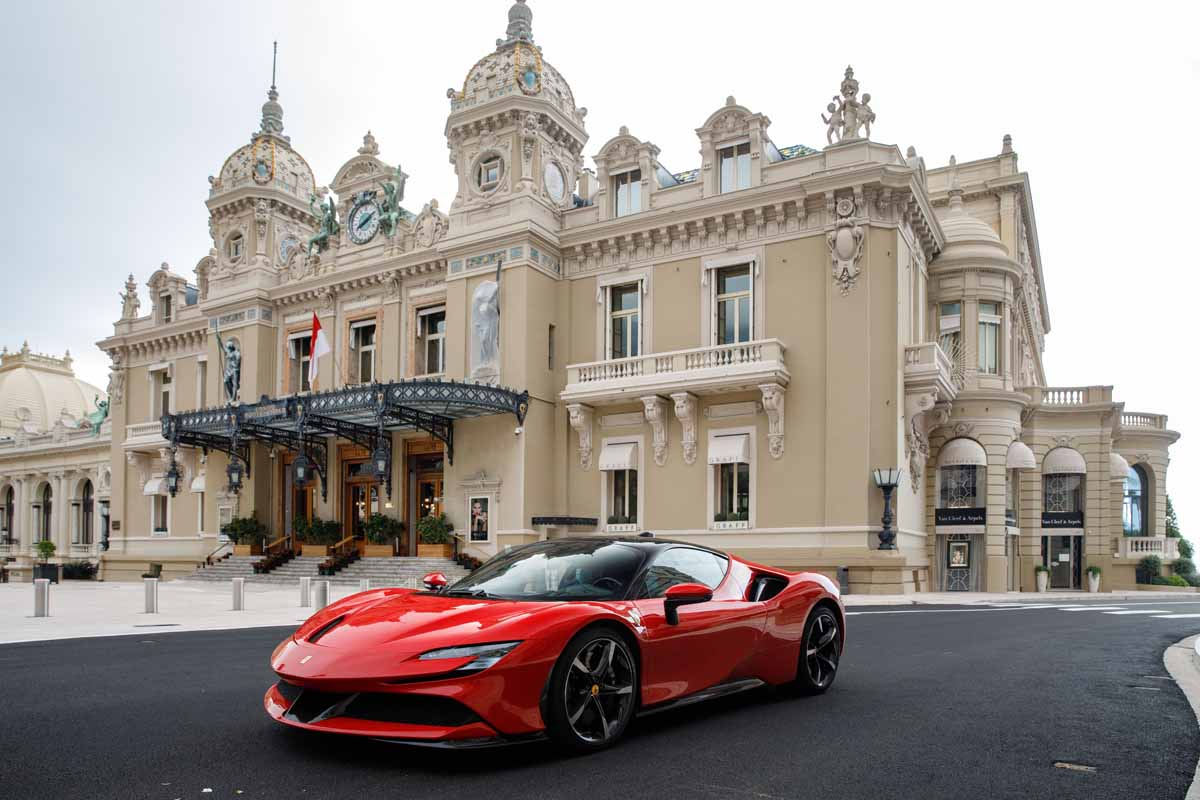 Ferrari stars in new 'Rendezvous'