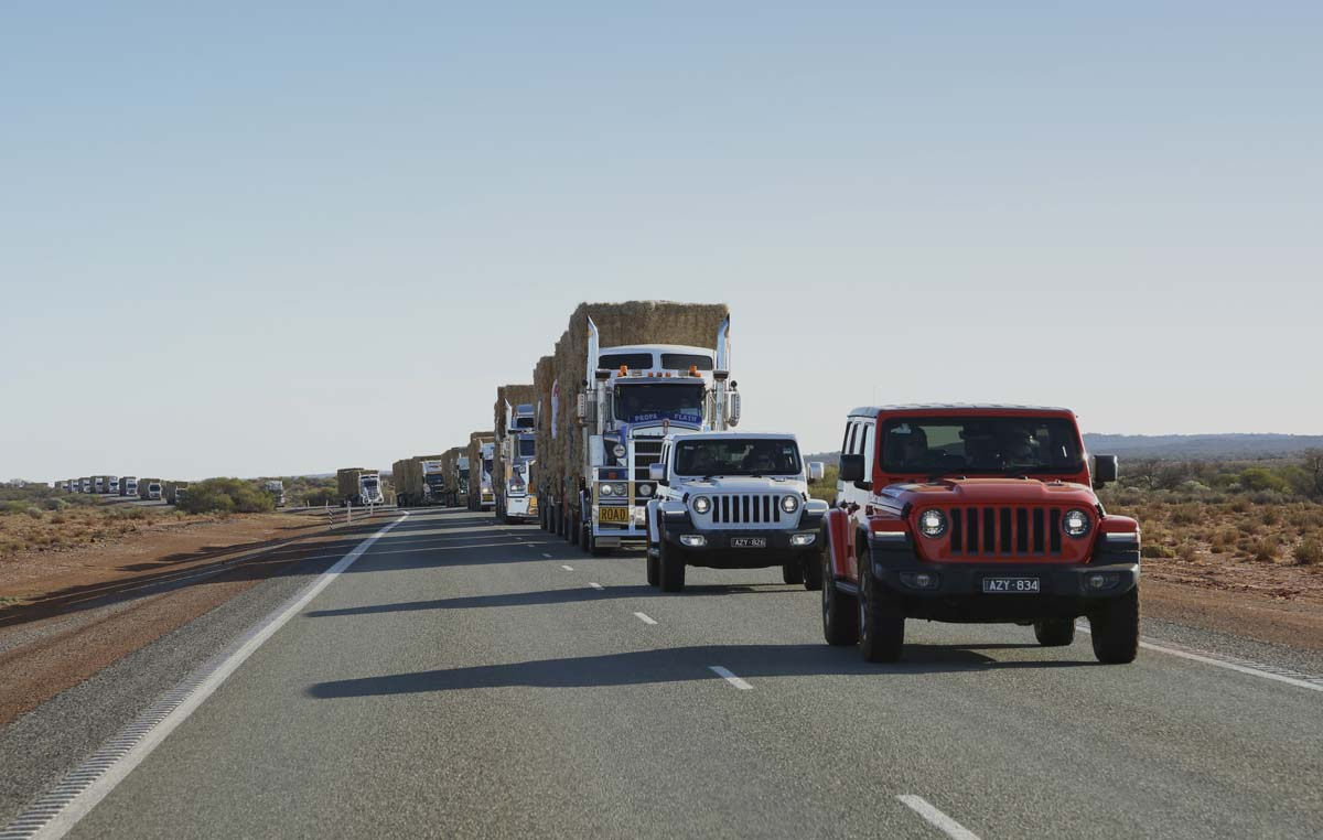 Jeep continues support for Farmers Across Borders