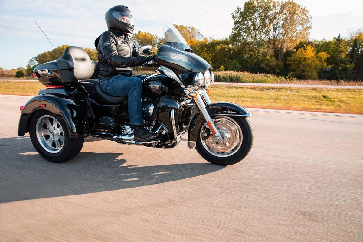 FEATURE – 2021 Harley Davidson range - INTRODUCTION