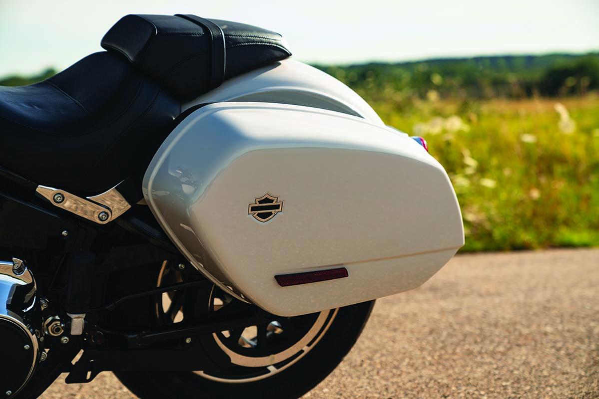 FEATURE - 2021 Harley-Davidson range – SOFTAIL