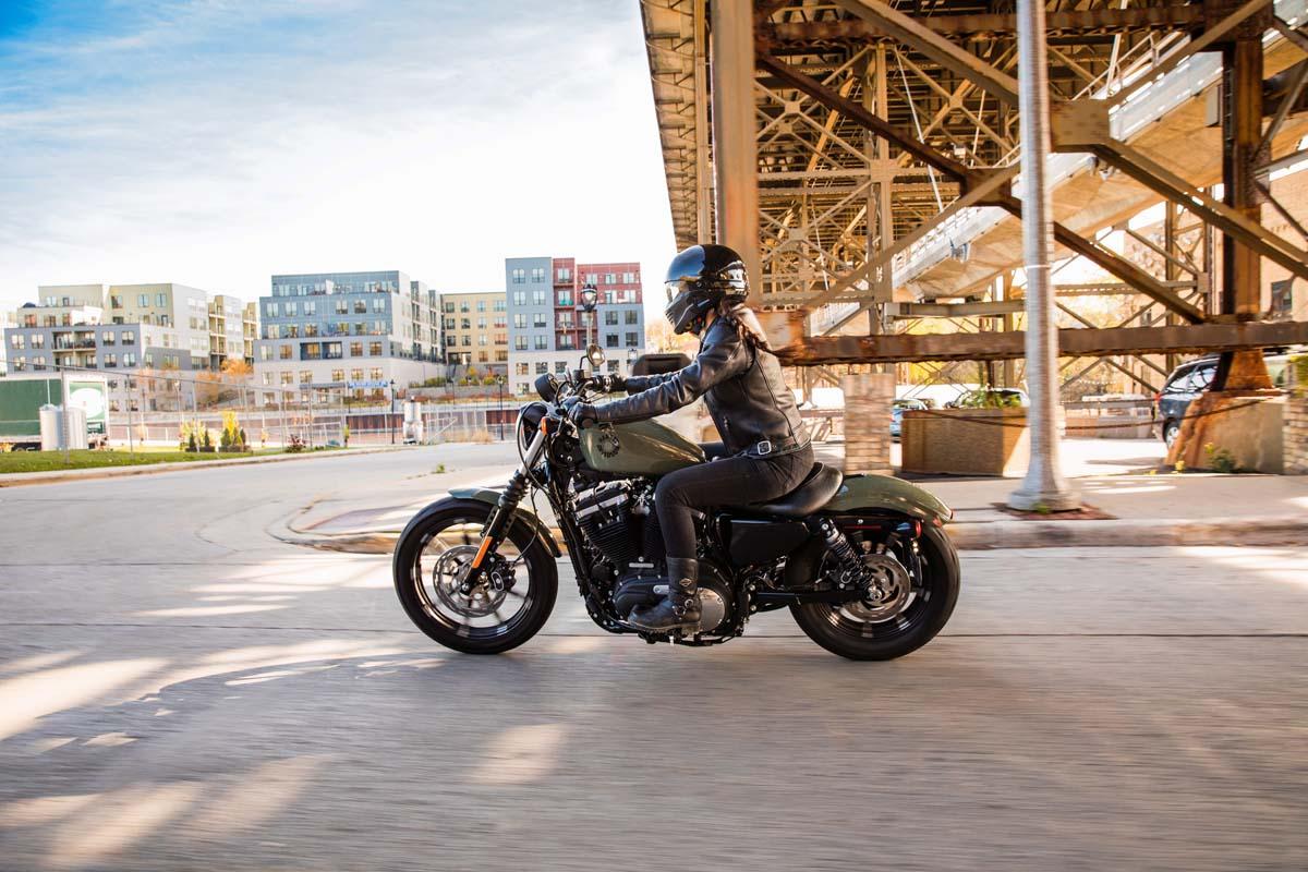 2021 Harley-Davidson range – SPORTSTER