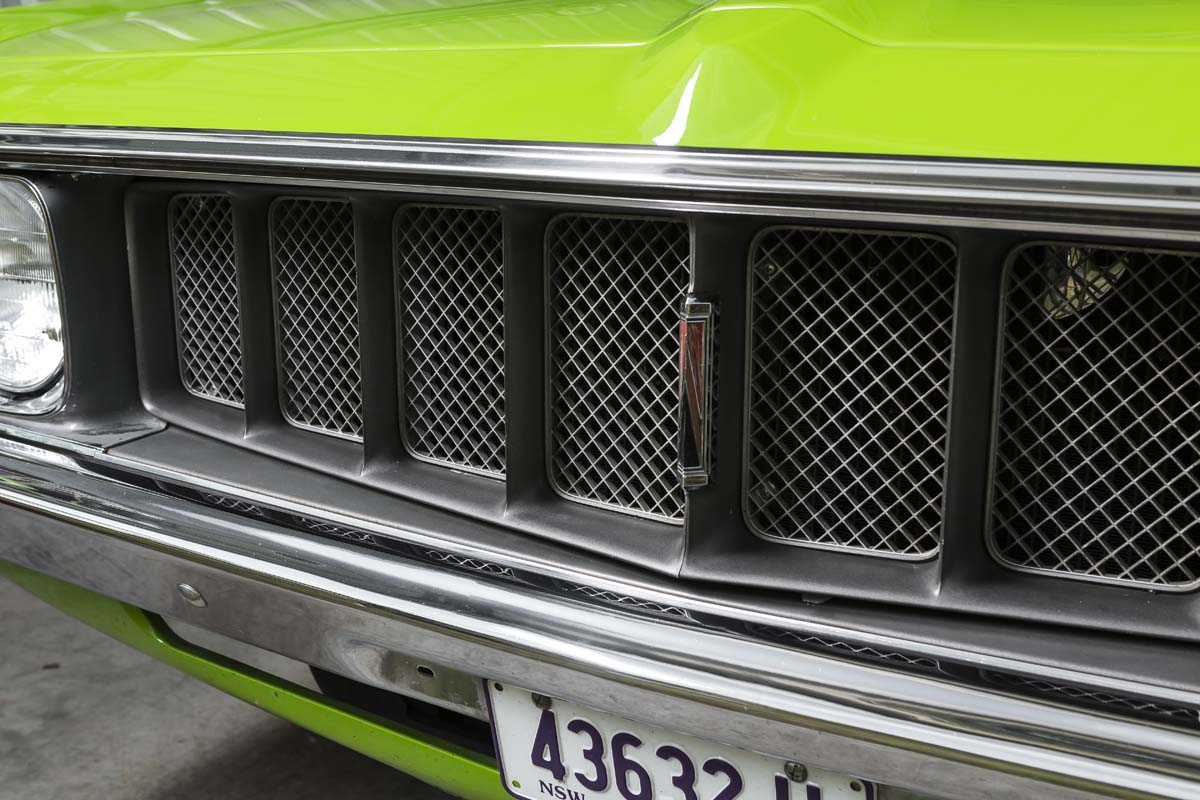 FEATURE – 1974 Valiant VJ Charger XL