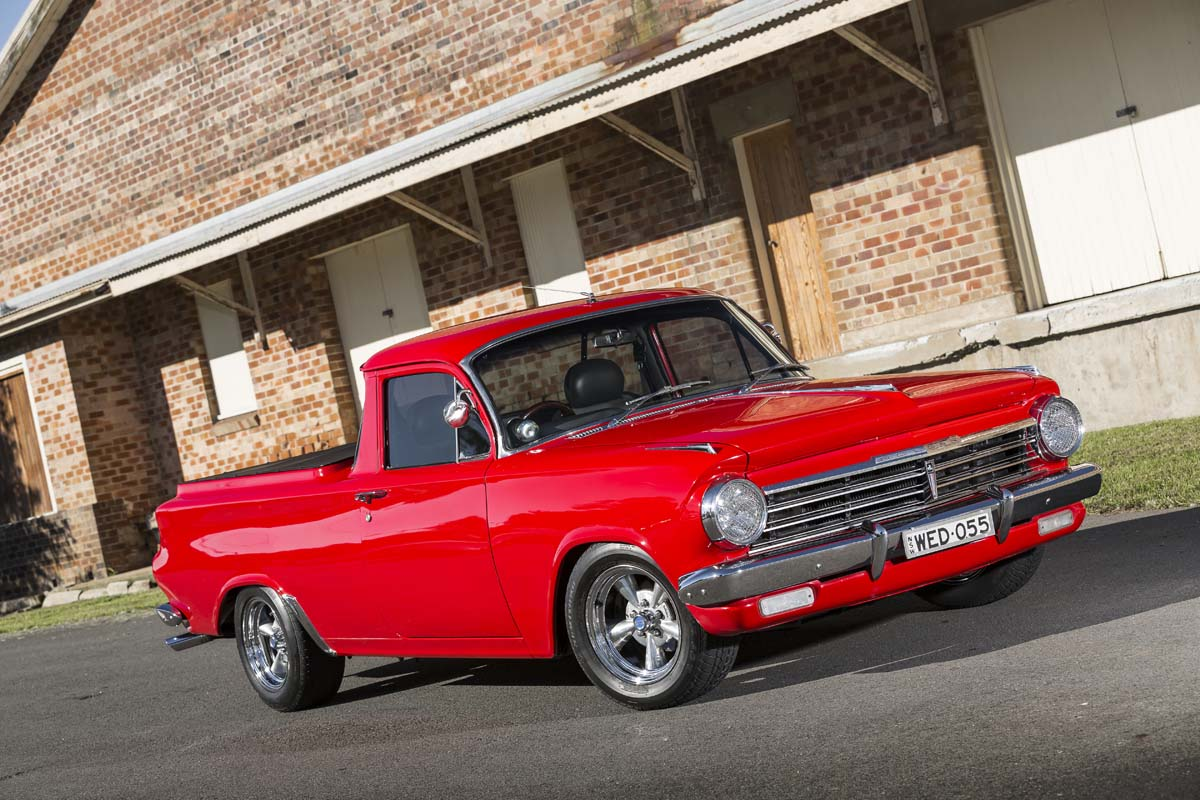 FEATURE - 1964 Holden EH Ute