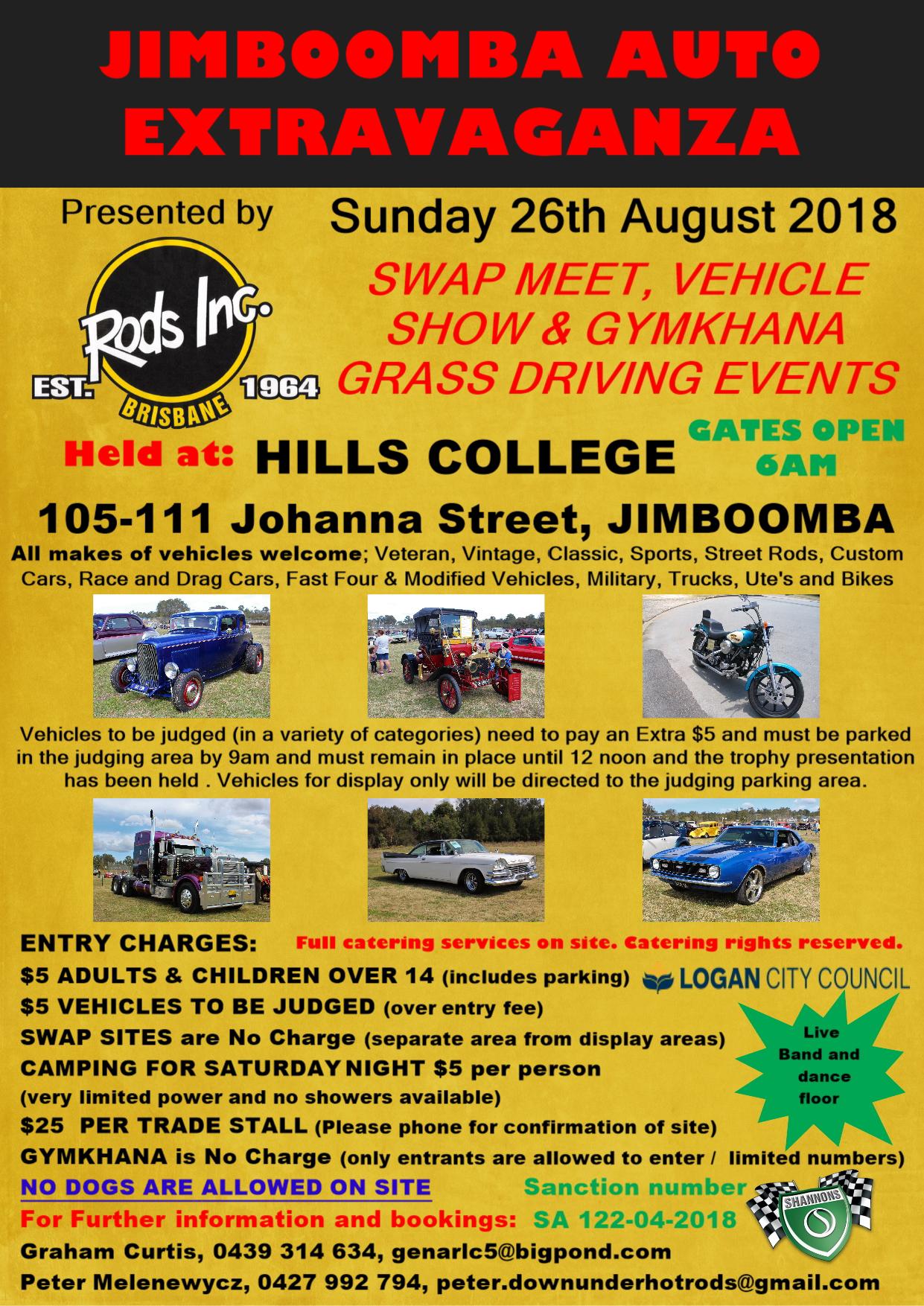 2018 Jimboomba Auto Extravaganza