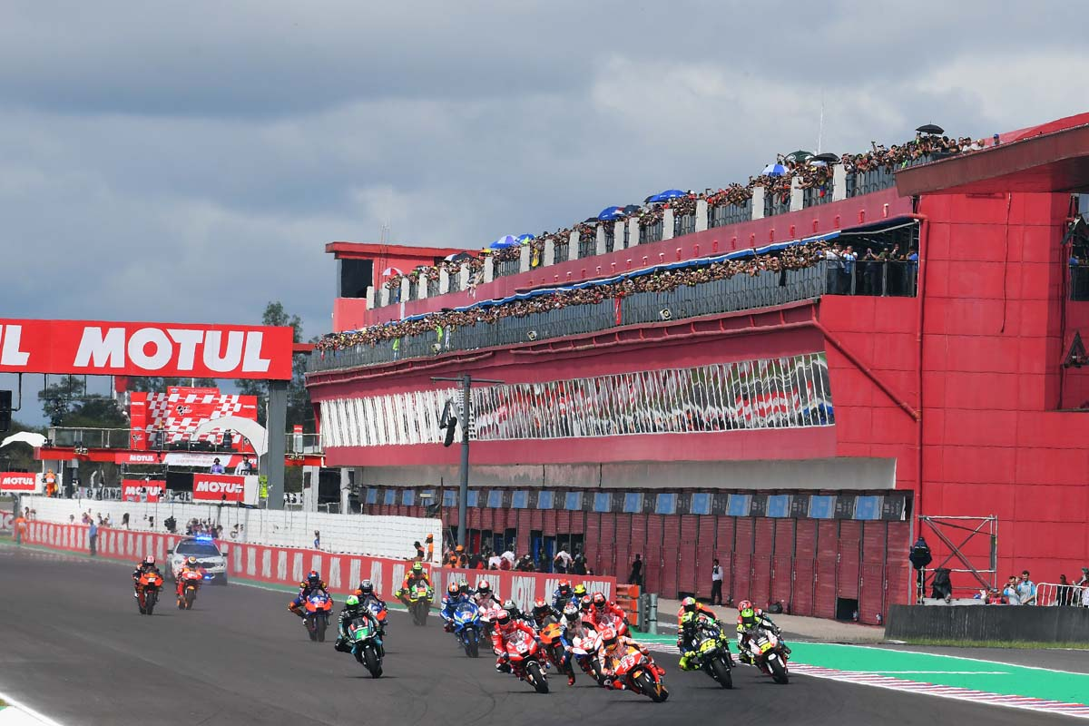 MotoGP releases provisional 2021 calendar