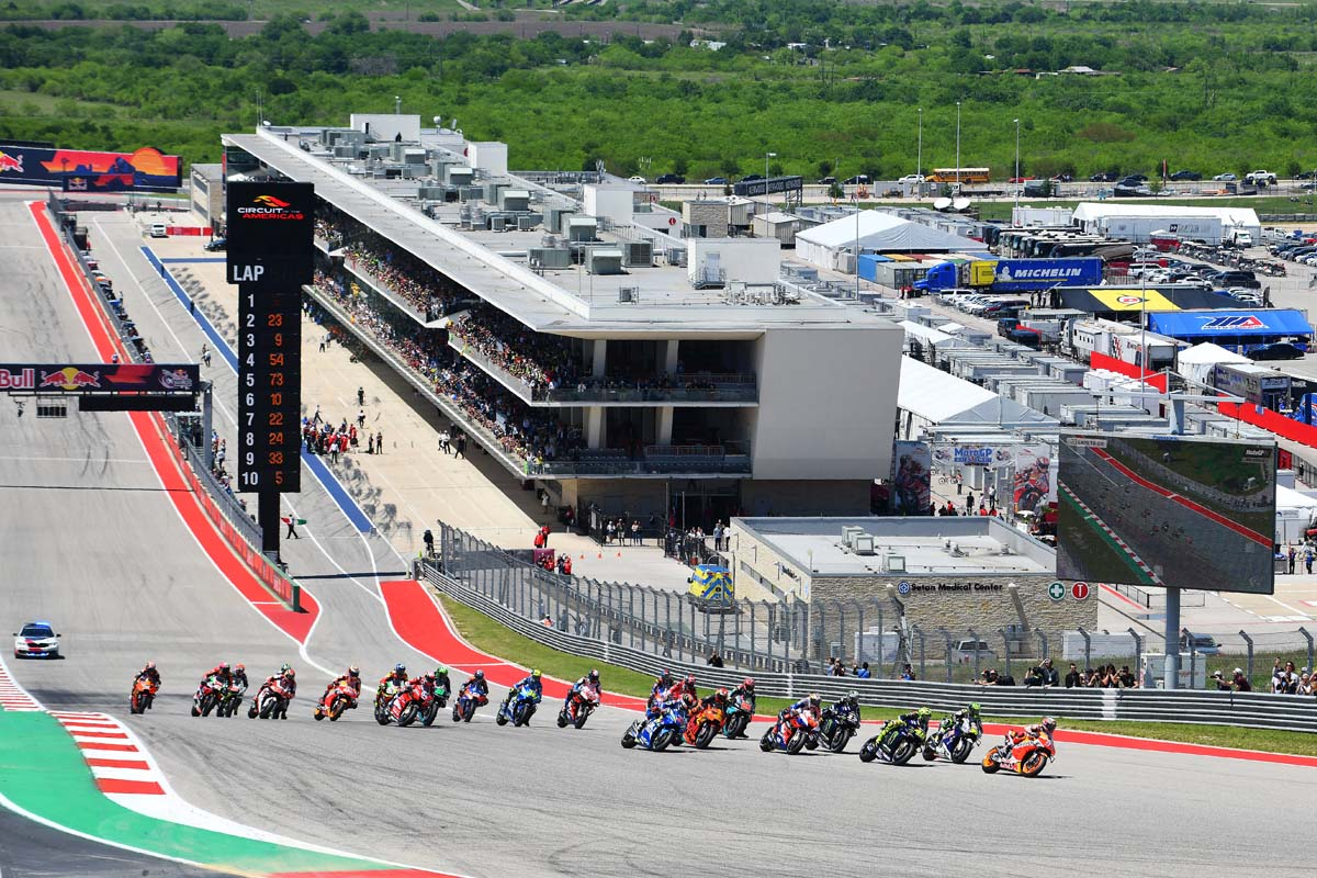 021 MotoGP calendar finalised