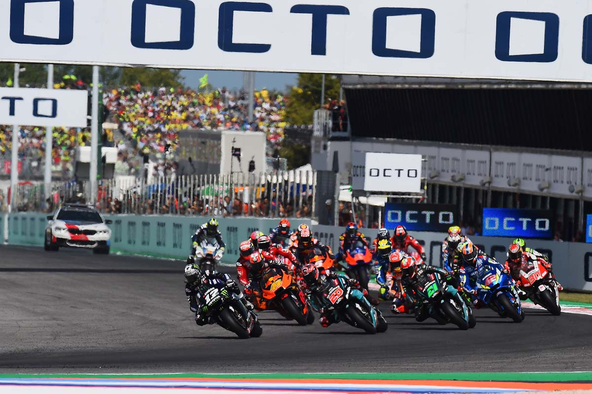 2021 MotoGP calendar finalised