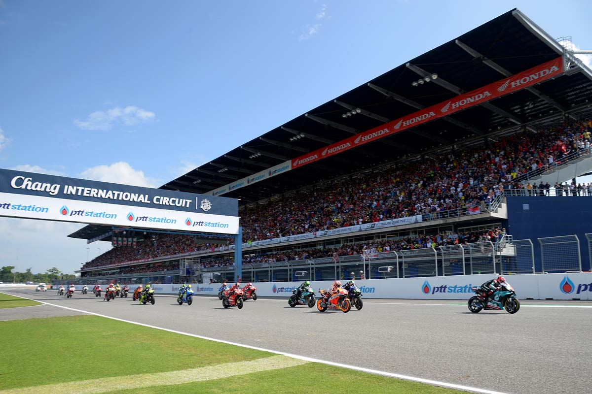 Japanese MotoGP round cancelled, US round confirmed