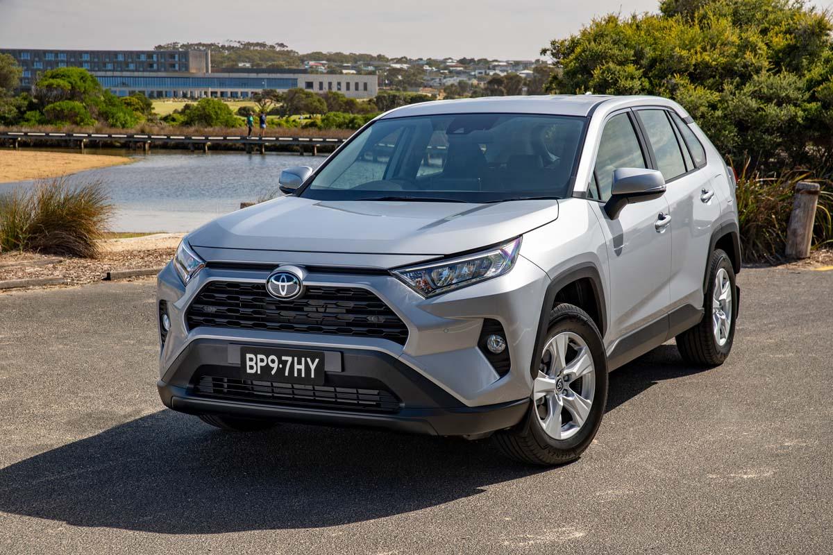 Toyota previews upgraded RAV4