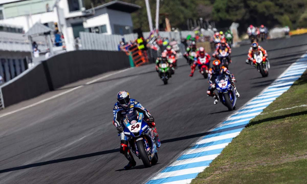 New change to 2021 World Superbike calendar
