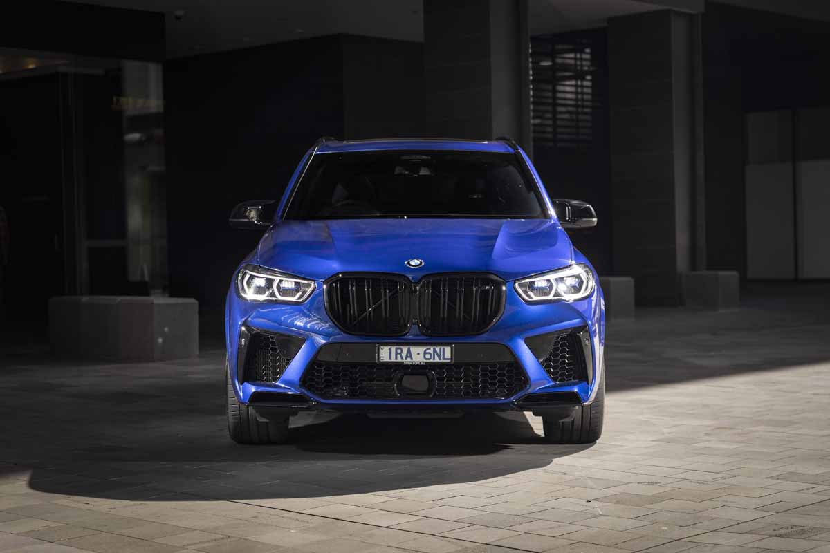 BMW X5 AND X6 M