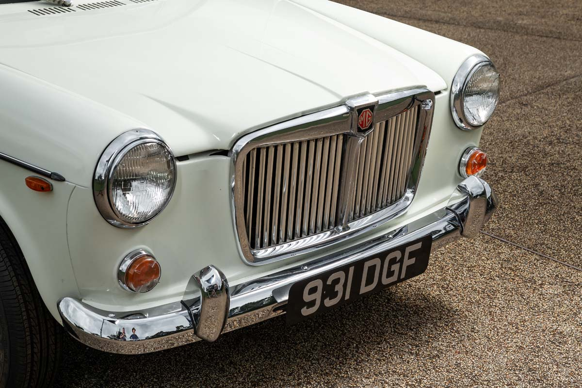FEATURE – 1968 MG 1300