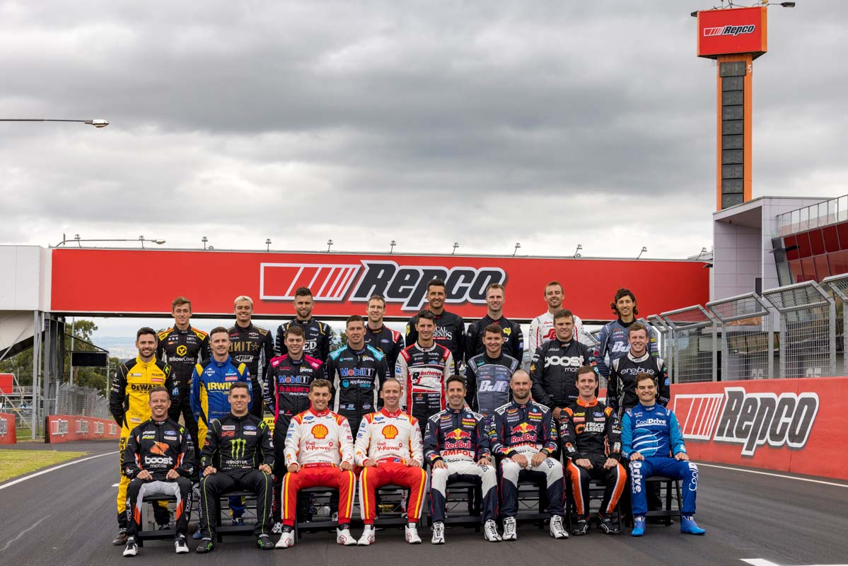 Supercars presents Class of 2021