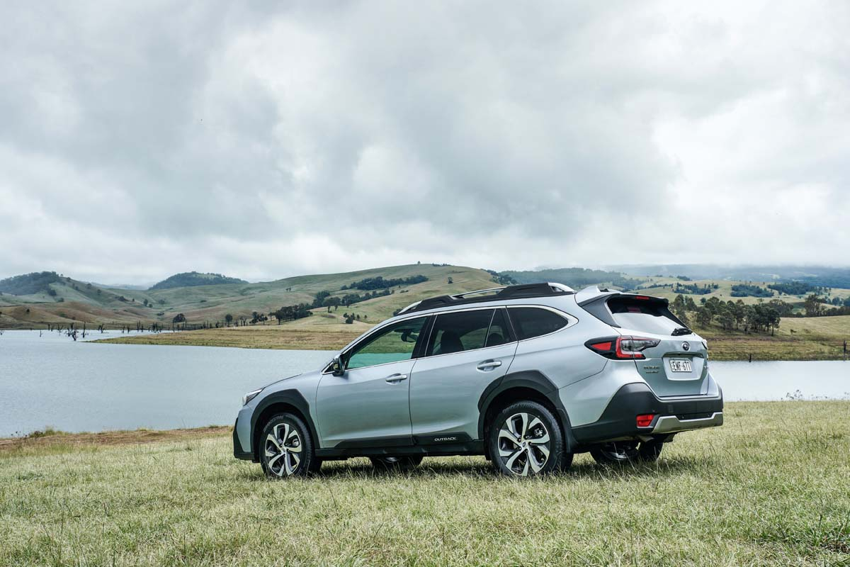  REVIEW – 2021 SUBARU OUTBACK [Click and drag to move] 