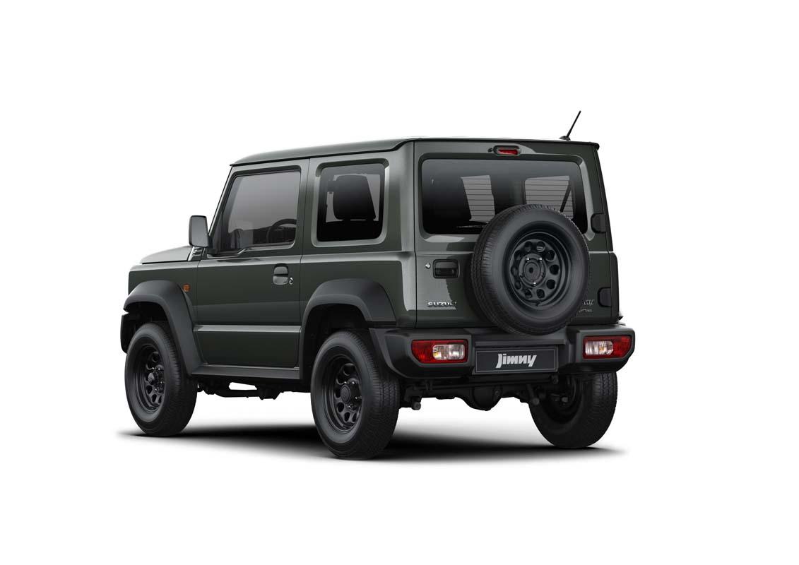 Suzuki to introduce 'Jimny Lite'