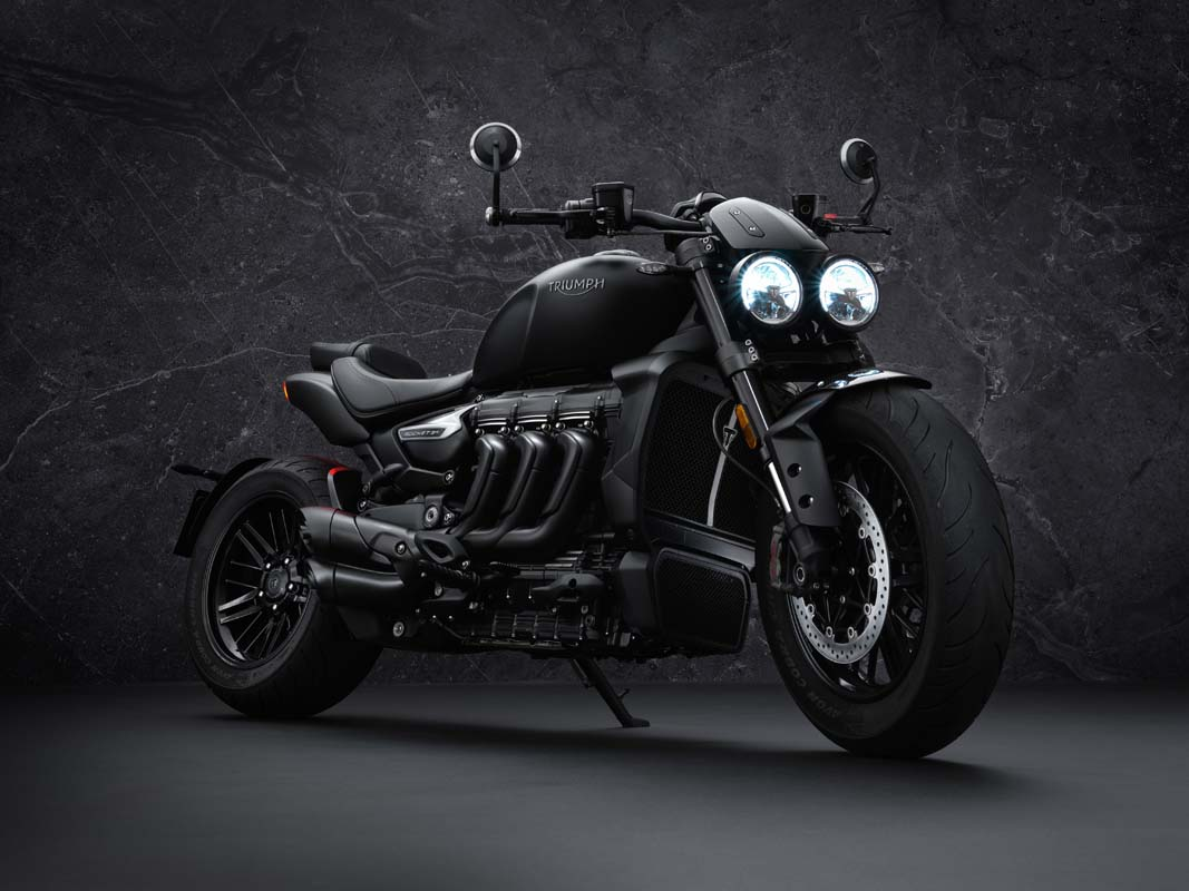 FEATURE Triumph Rocket 3 special editions