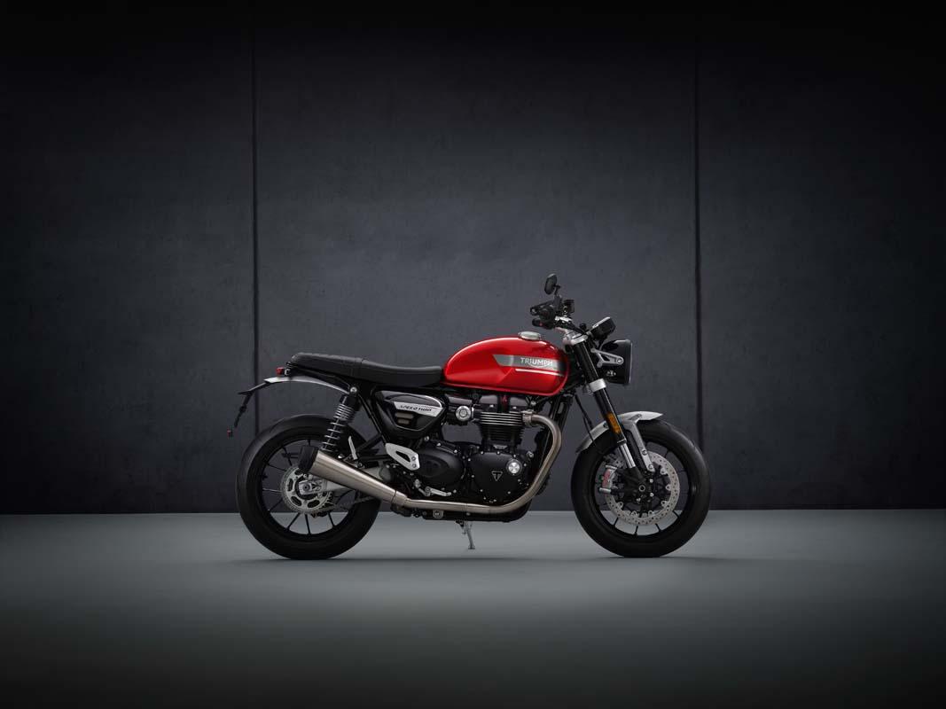 Triumph previews 2021 Speed Twin