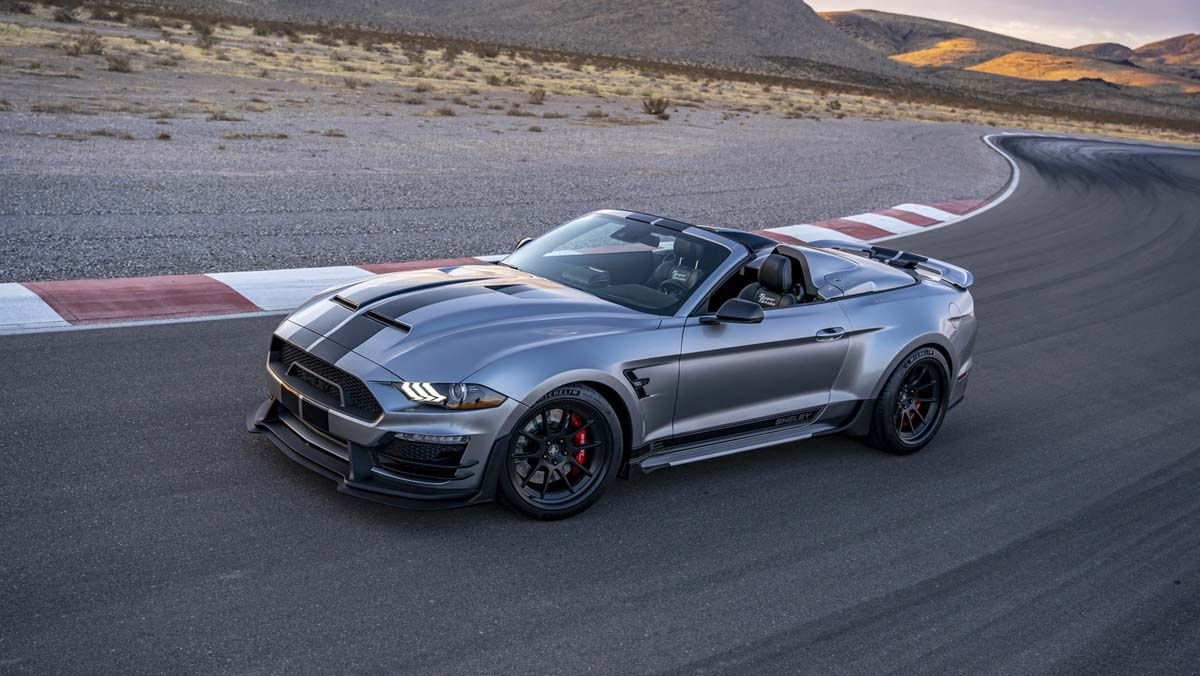 FEATURE 2021 Shelby Super Snake