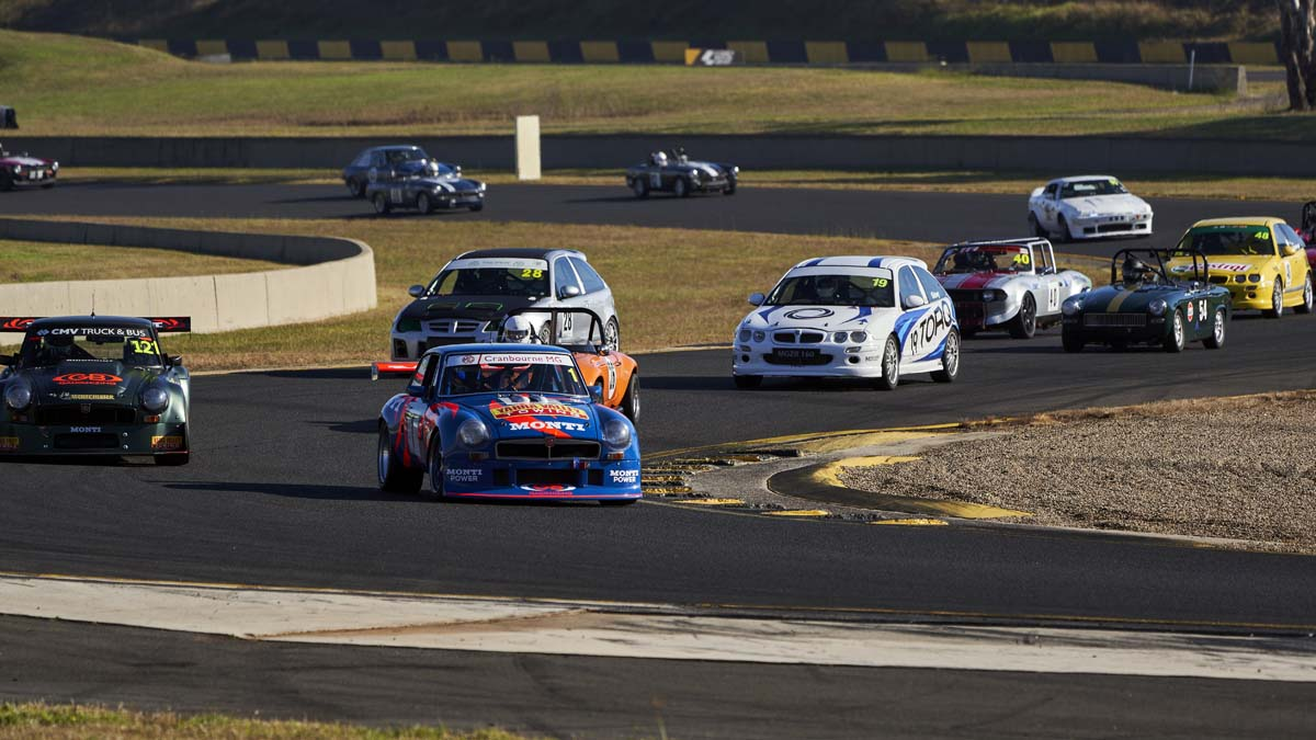 HSRCA – 2021 Sydney Classic preview