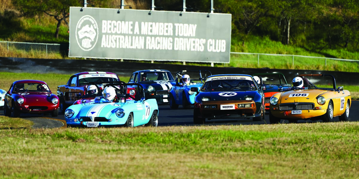 HSRCA - 2021 Sydney Classic report