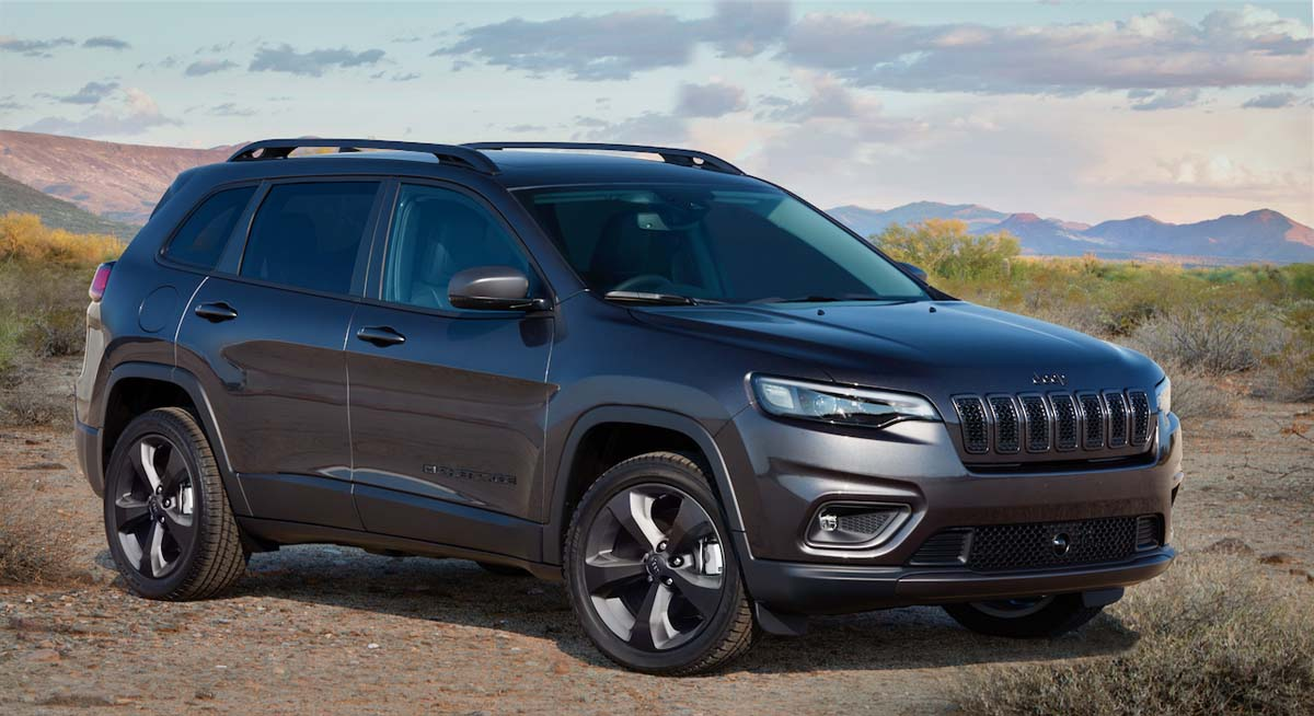 Jeep release 80th Anniversary models