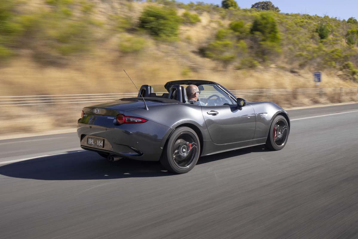 REVIEW – 2021 MAZDA MX-5 GT RS