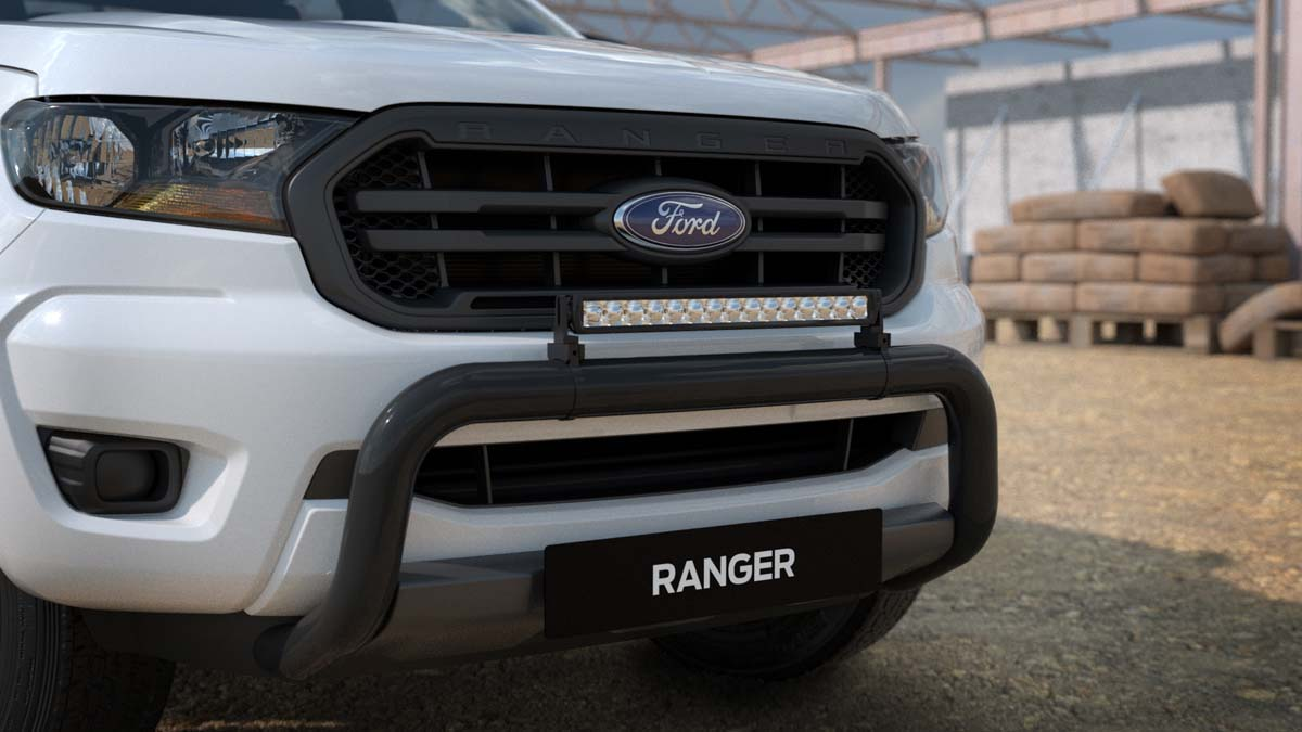 Ford adds 'Tradie' edition to Ranger