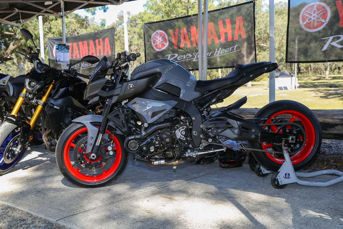 REPORT - 2021 Yamaha MT Owners' Meet