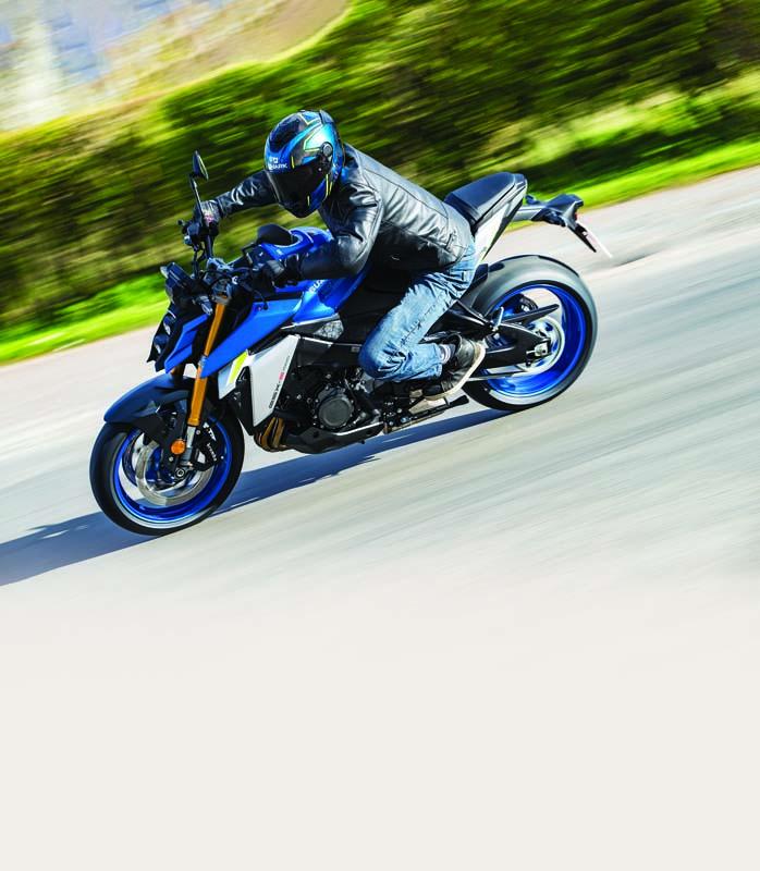 PREVIEW – 2022 Suzuki GSX-S1000