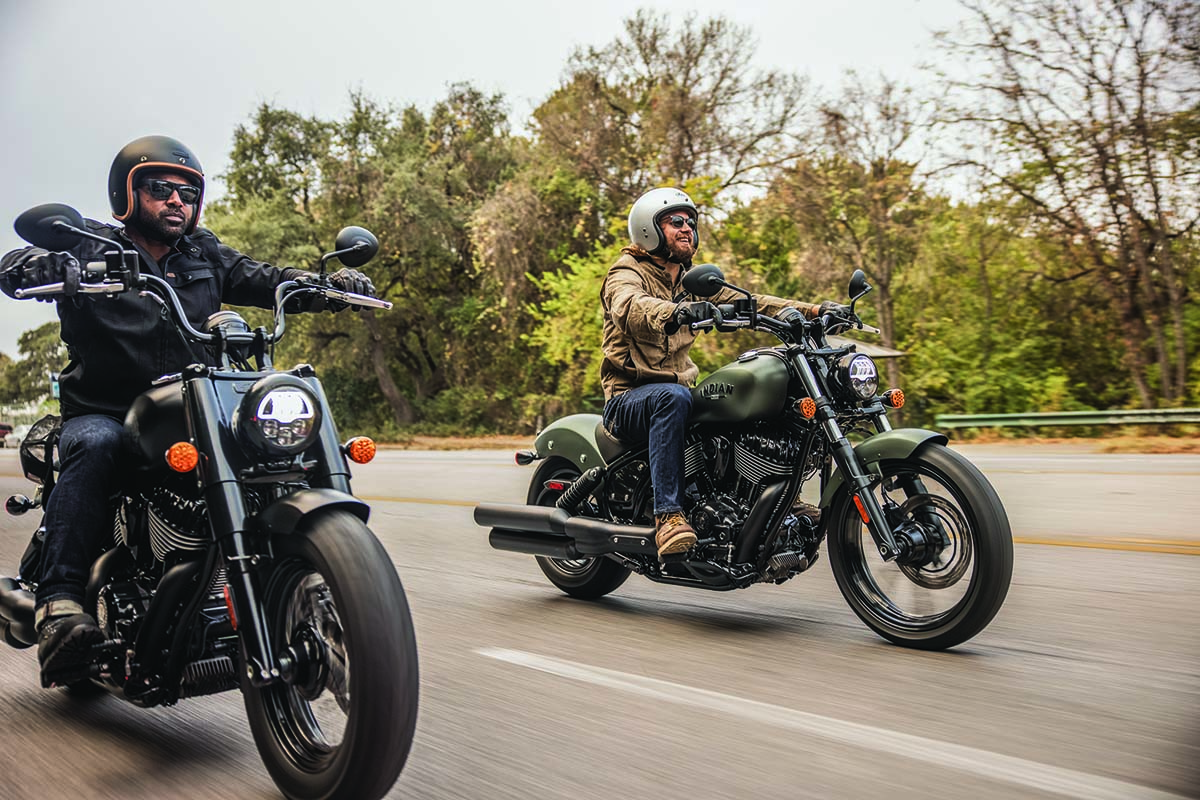 FEATURE - 2022 Indian Chief range