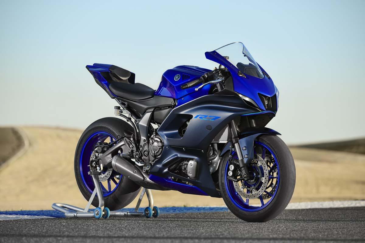 Yamaha previews YZF-R7