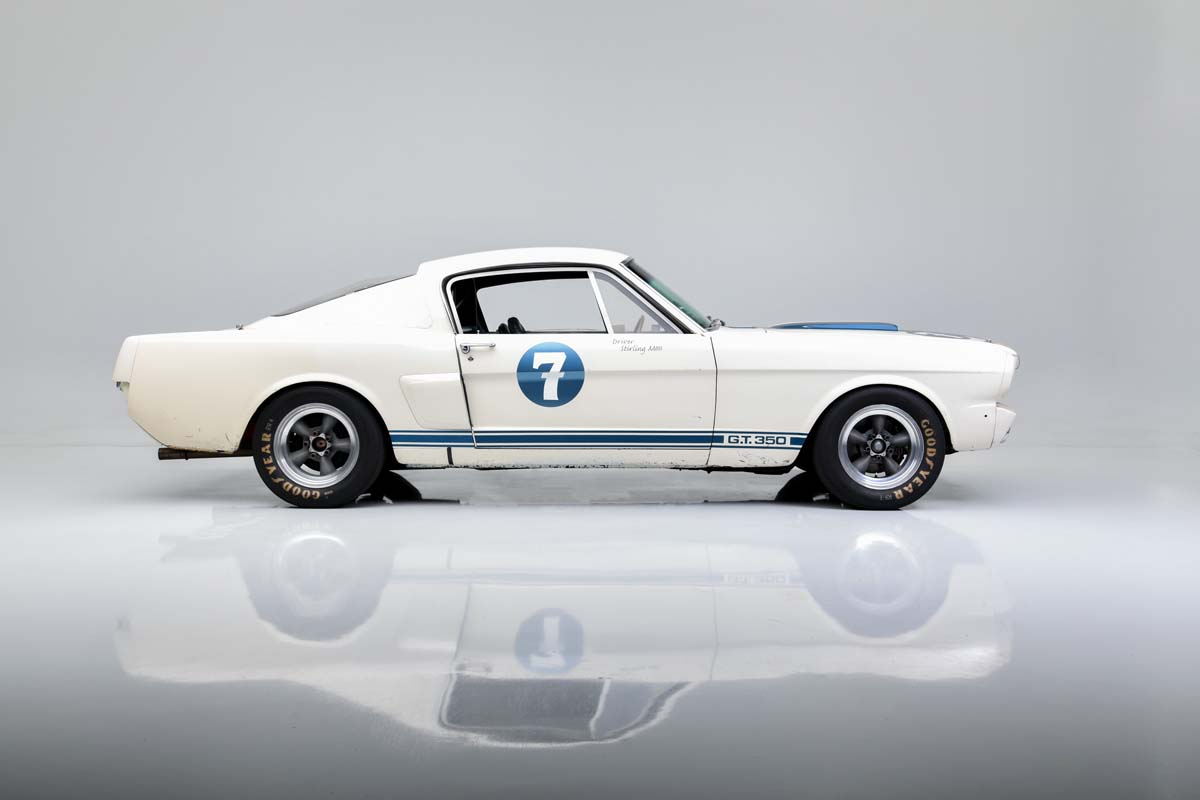 FEATURE - 1966 Shelby Mustang GT 350R