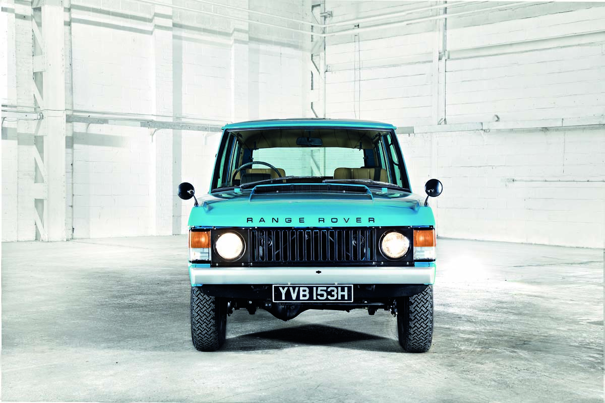 FEATURE – Range Rover early history