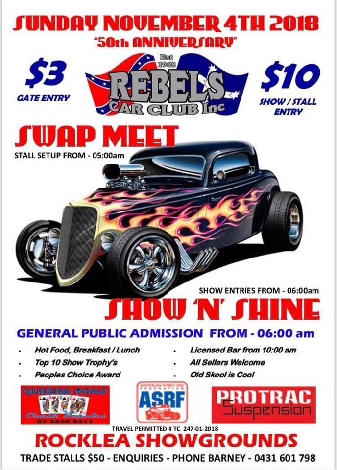 rebels car club