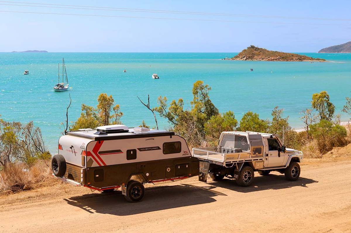 Caravanning Queensland Supports QLD Road Safety Week