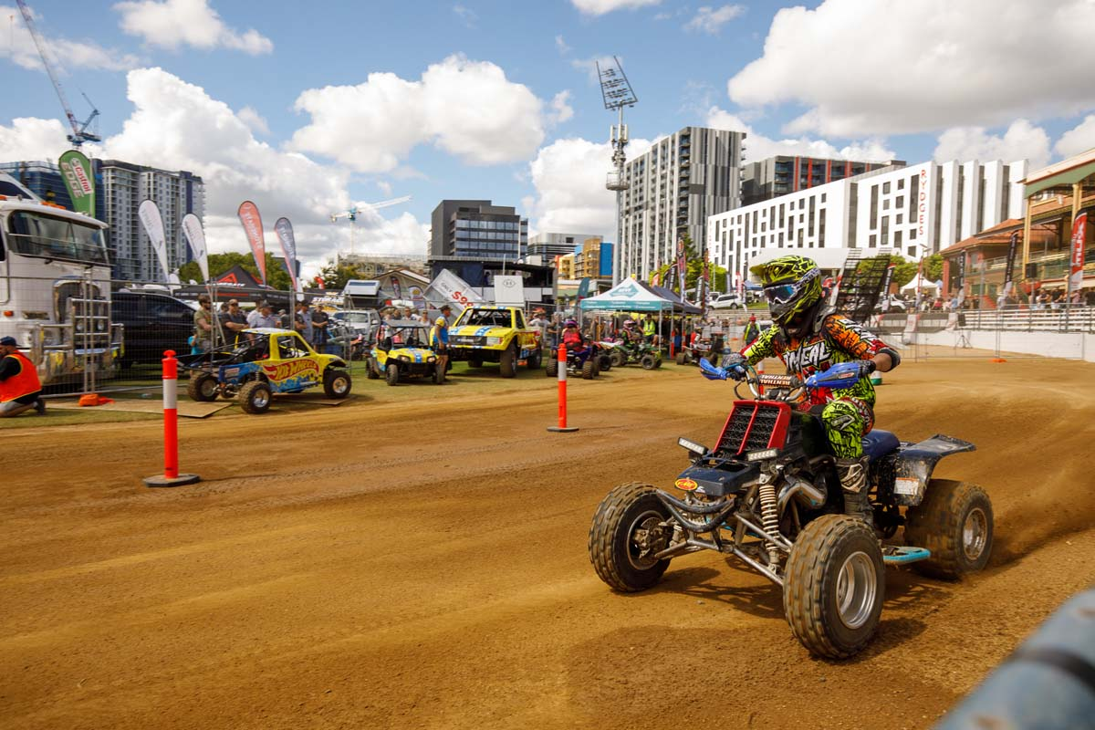 NATIONAL 4x4 OUTDOORS SHOW,