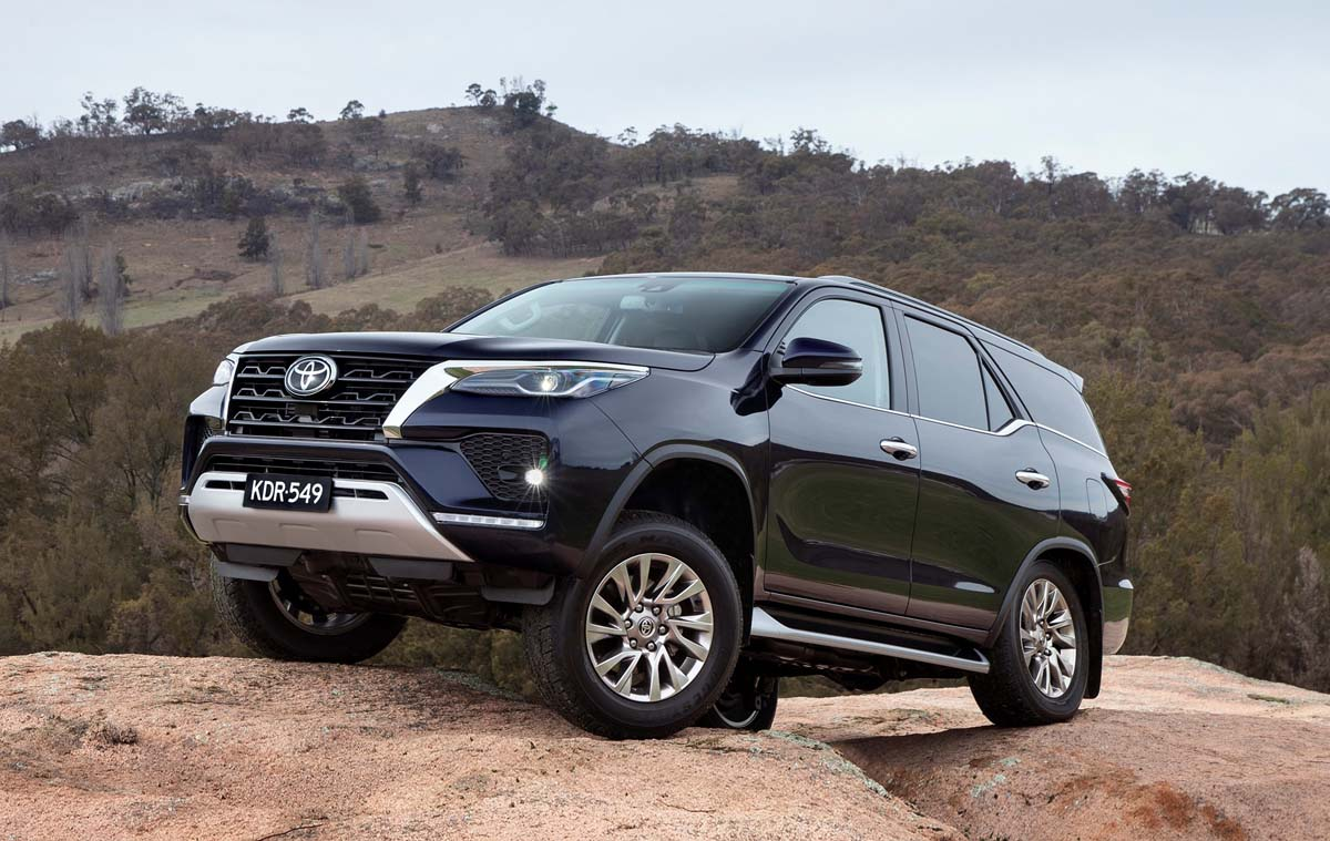 Toyota updates HiLux and Fortuner