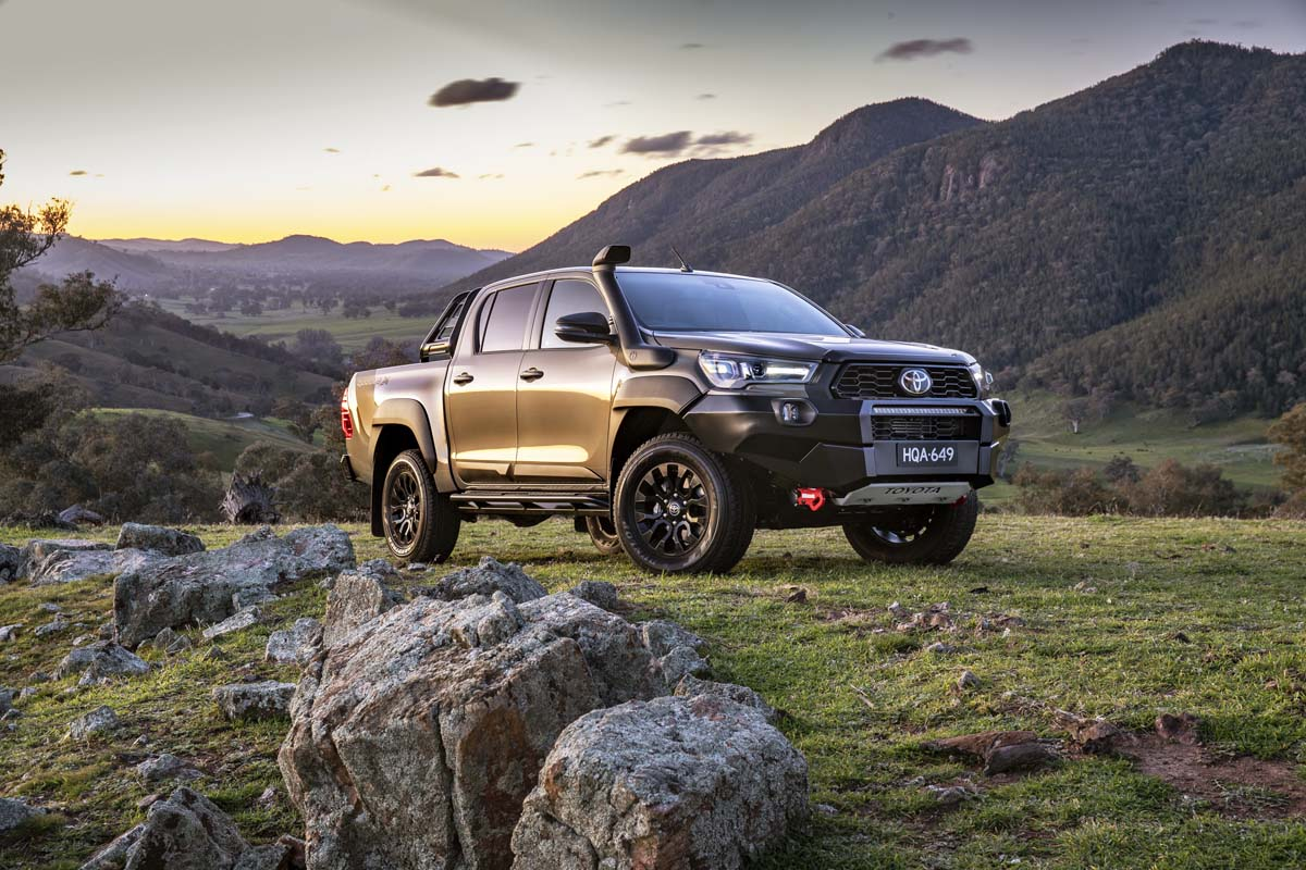 HiLux is #1 again in 2020