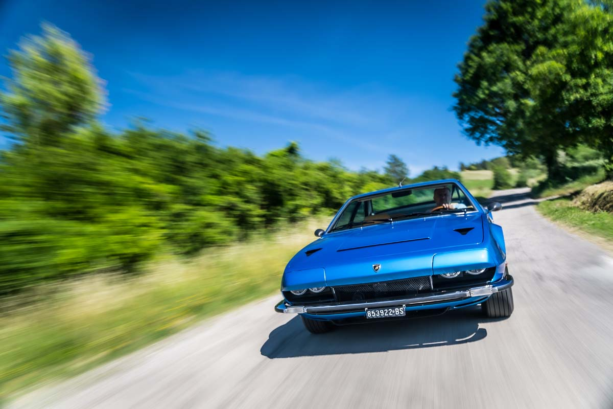 FEATURE – Lamborghini Jarama
