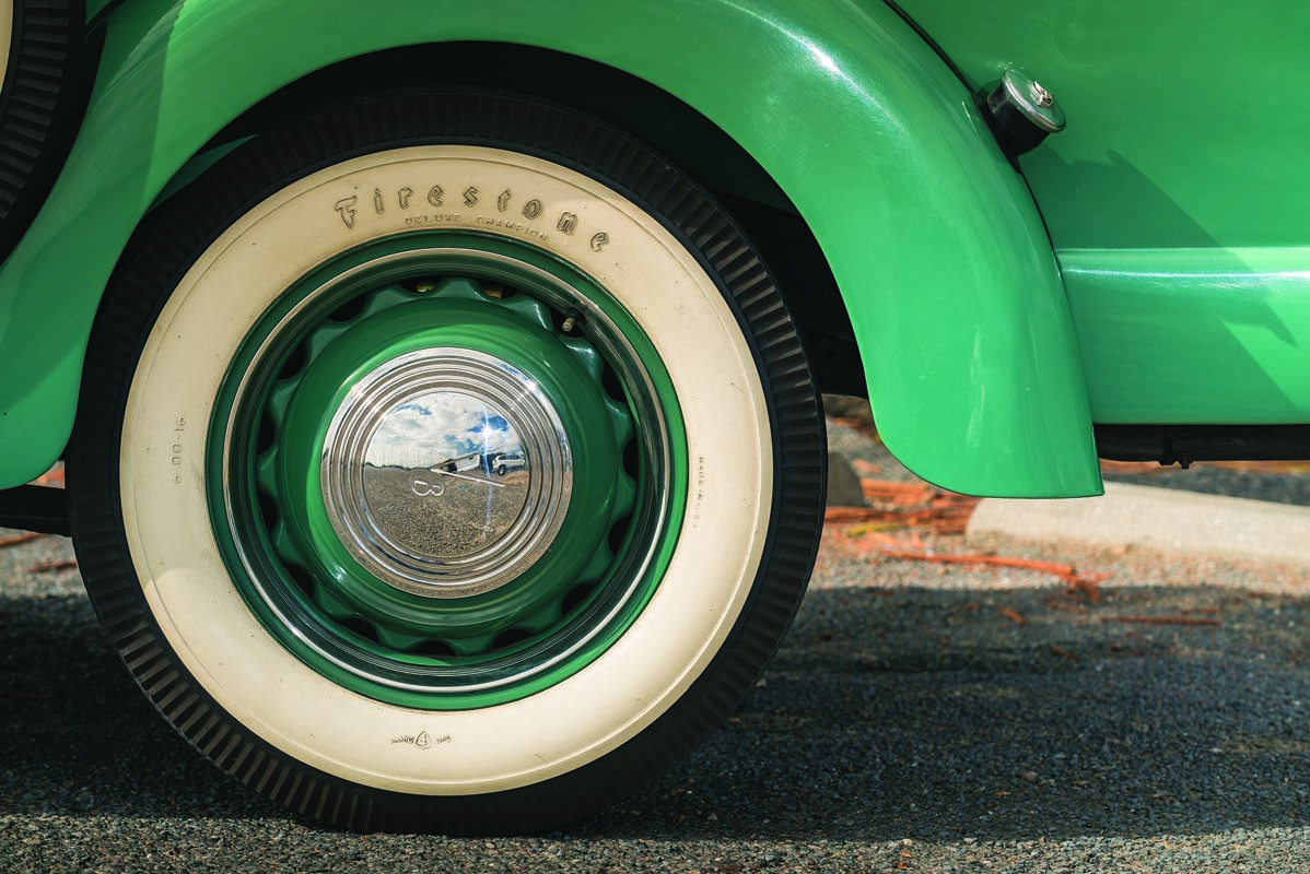 FEATURE – 1939 Ford DeLuxe ute