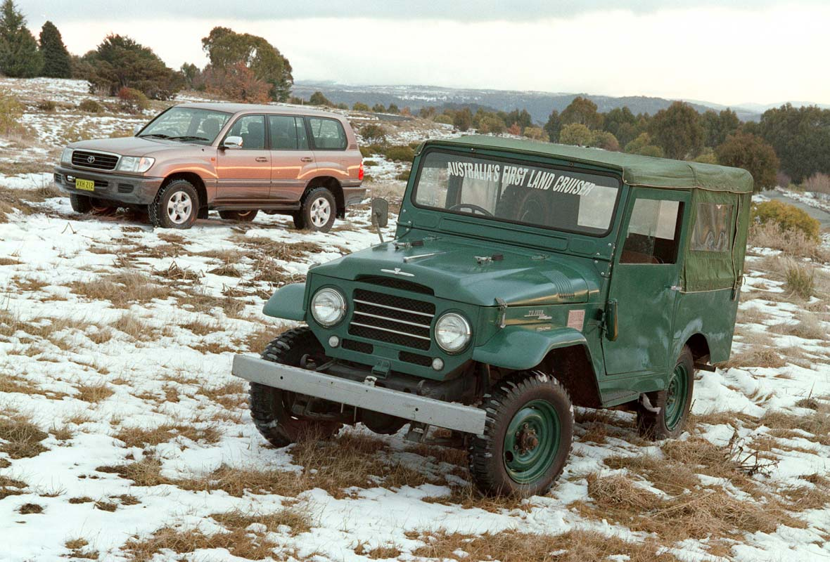 Toyota release special edition LandCruiser 70 Series