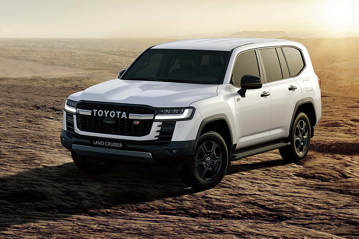 Toyota doubles up on LandCruiser 300 Series