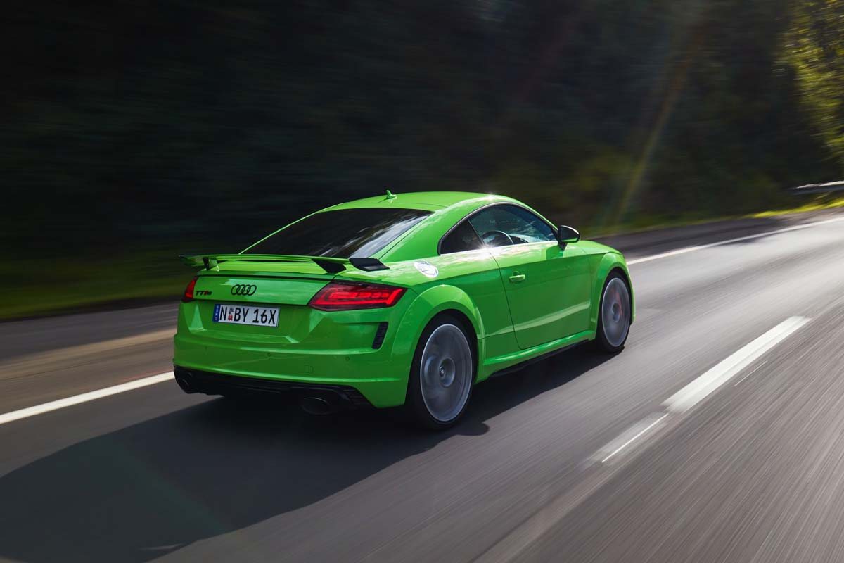 ​ FEATURE - 2020 Audi TT RS [Click and drag to move] ​