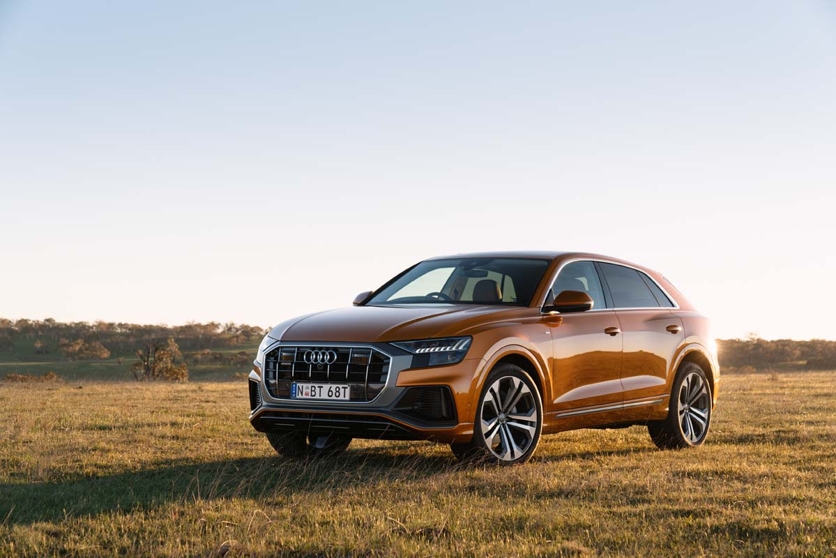 Audi to raffle new Q8 for charity