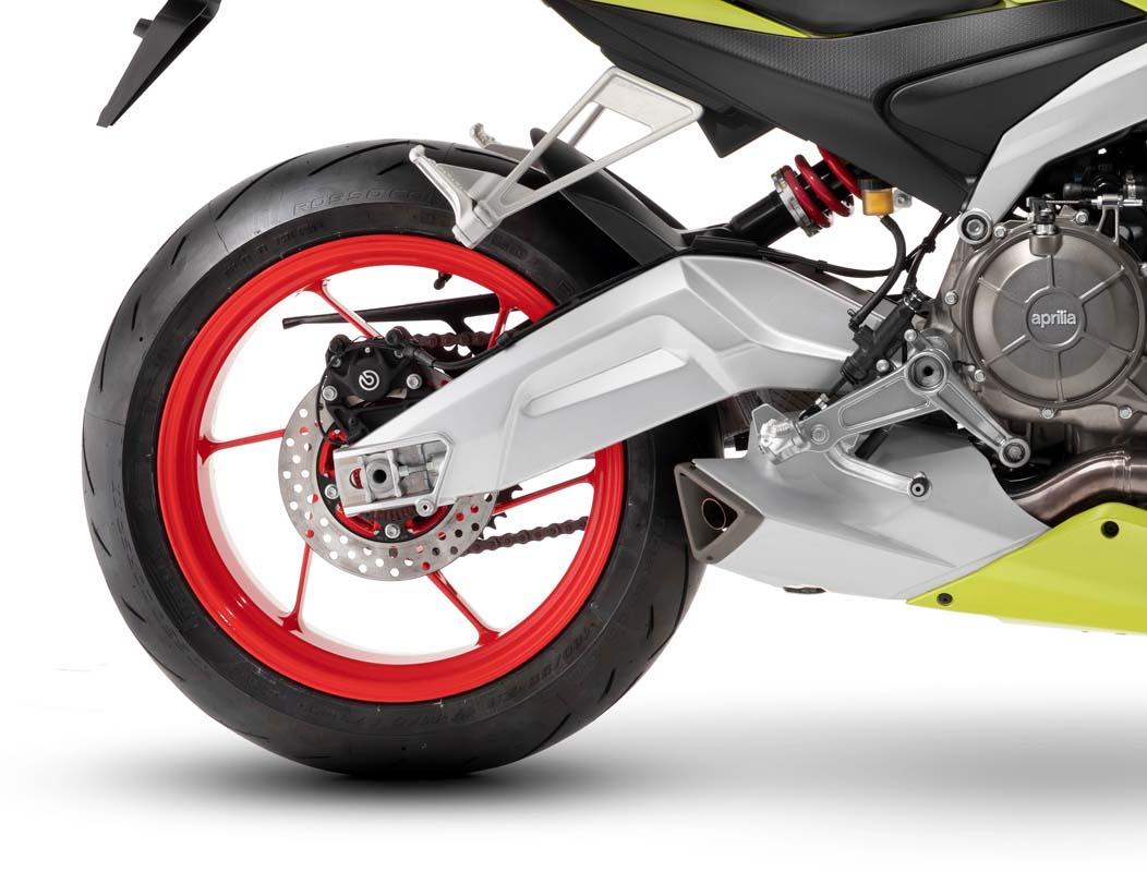 FEATURE – 2021 Aprilia RS 660