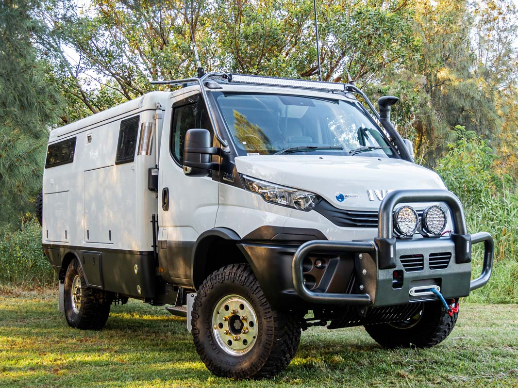 FEATURE - 2021 Expedition Earthcruiser EXP