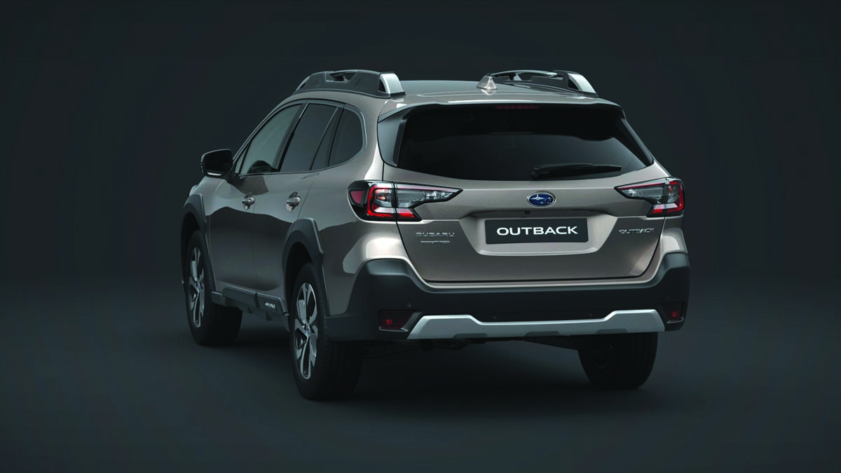 Subaru updates Outback for 2021