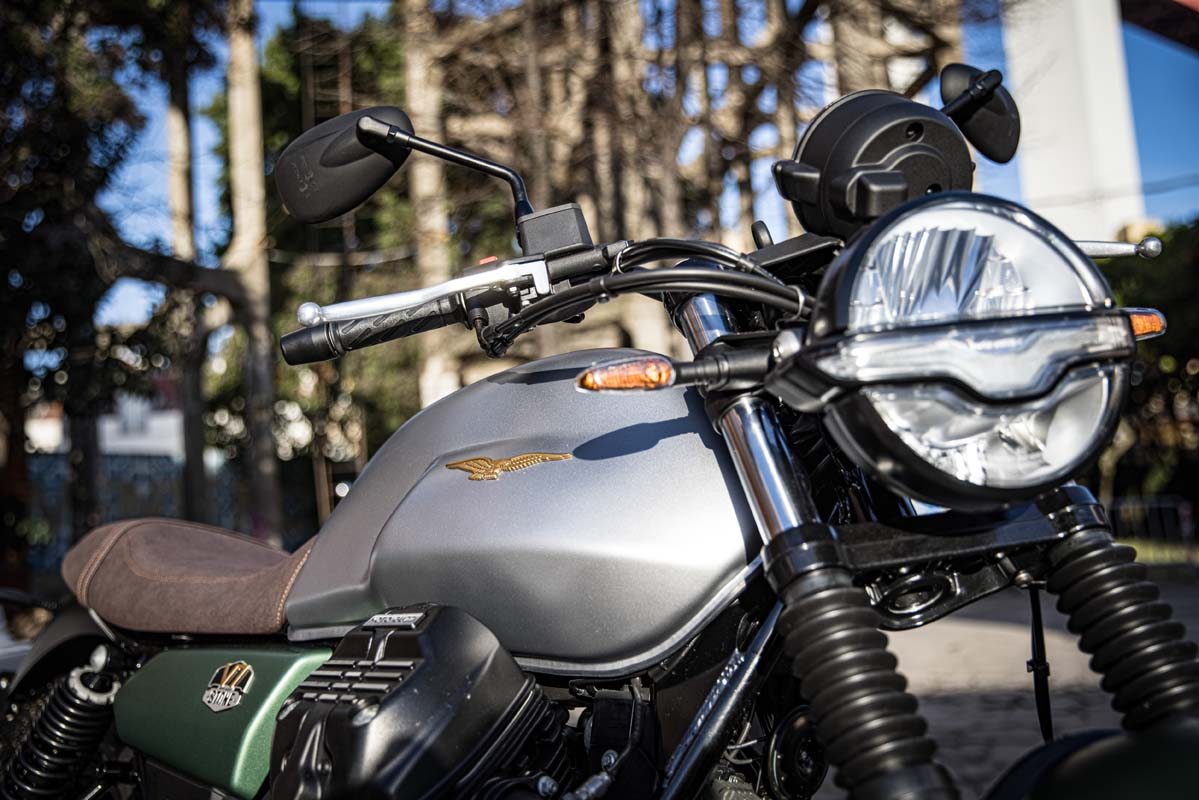 FEATURE - 2021 Moto Guzzi V7 and V9 Centenario