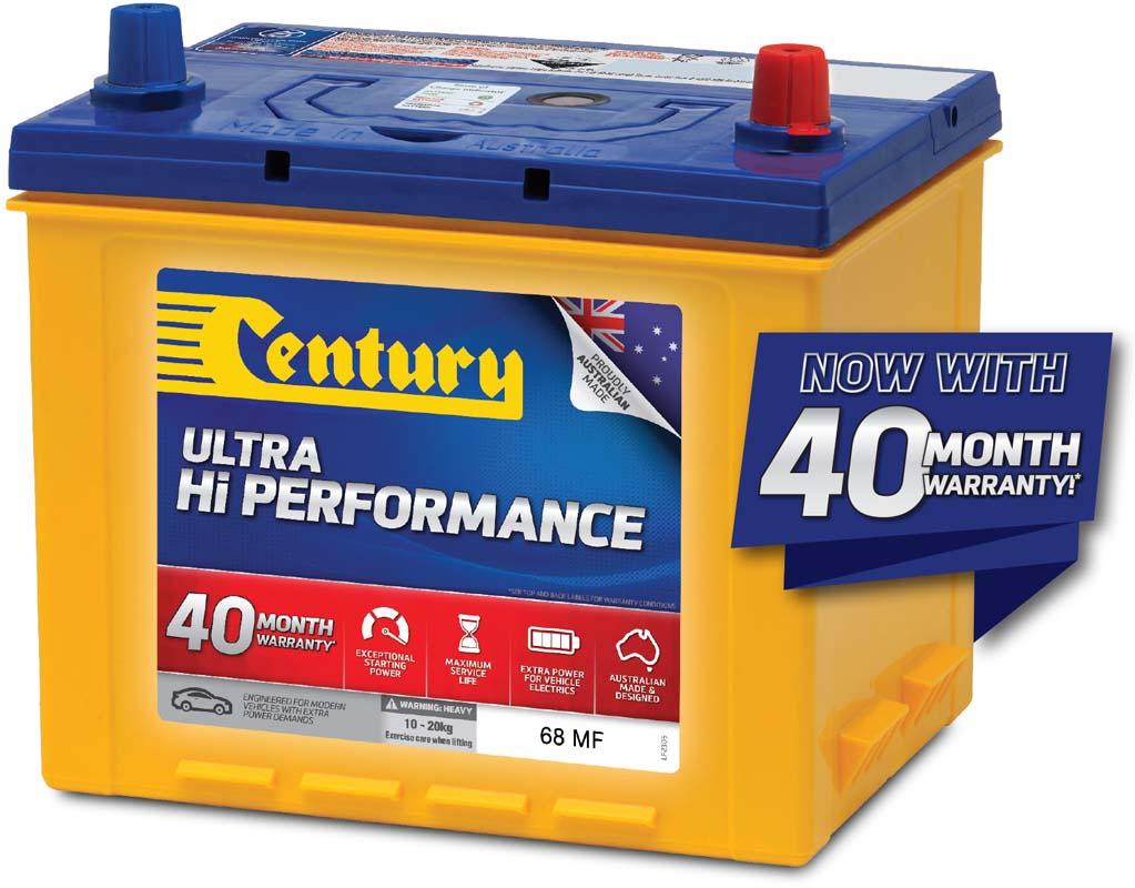 Century Batteries – Built in Australia… For Australia.