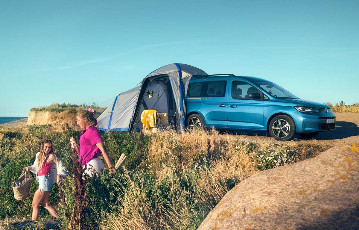 VW opens order books for Caddy California